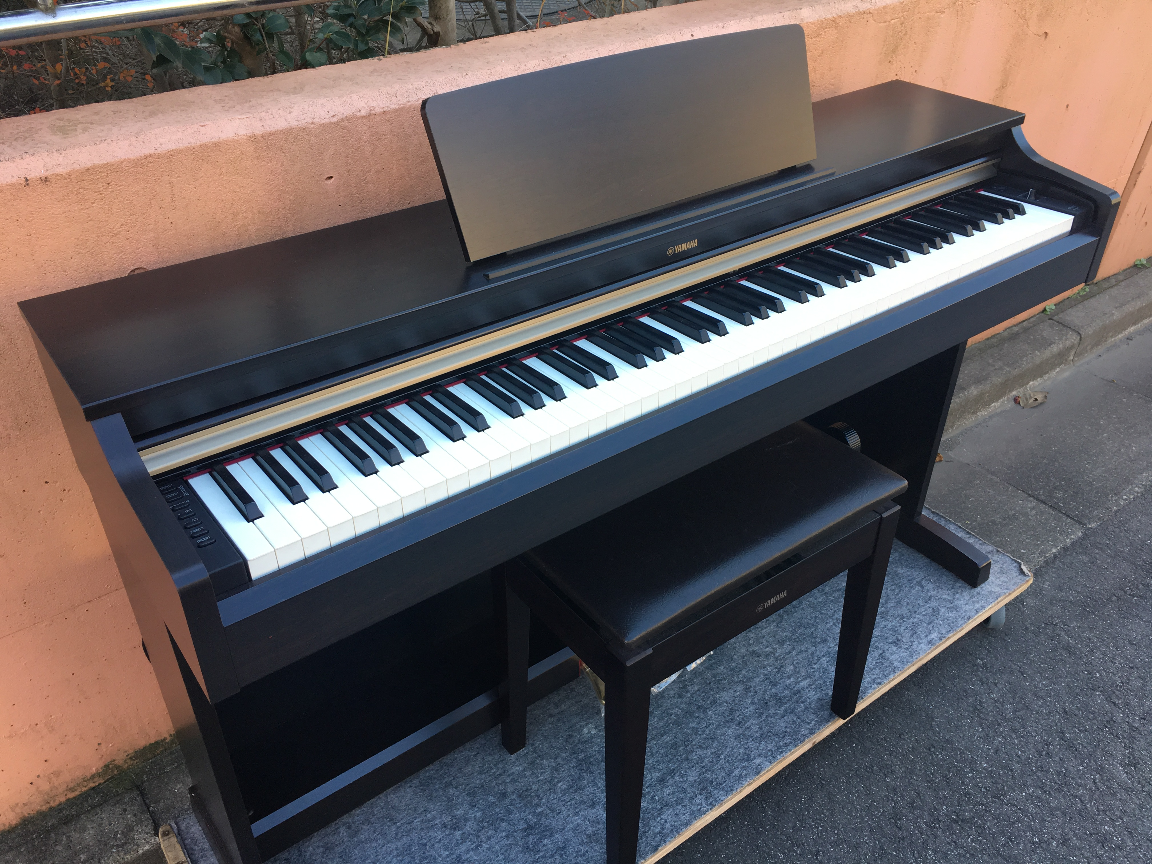 Ydp 162r com for Yamaha ydp 113 for sale